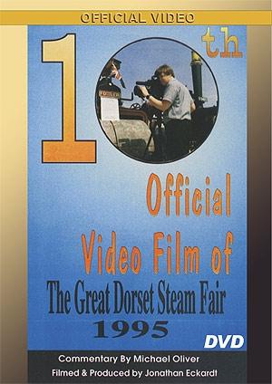 The Great Dorset Steam Fair 1995 DVD